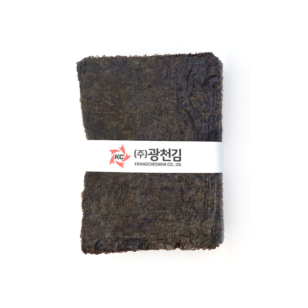 광천김 서천 파래김 100p + 재래김 100p 세트, 1세트
