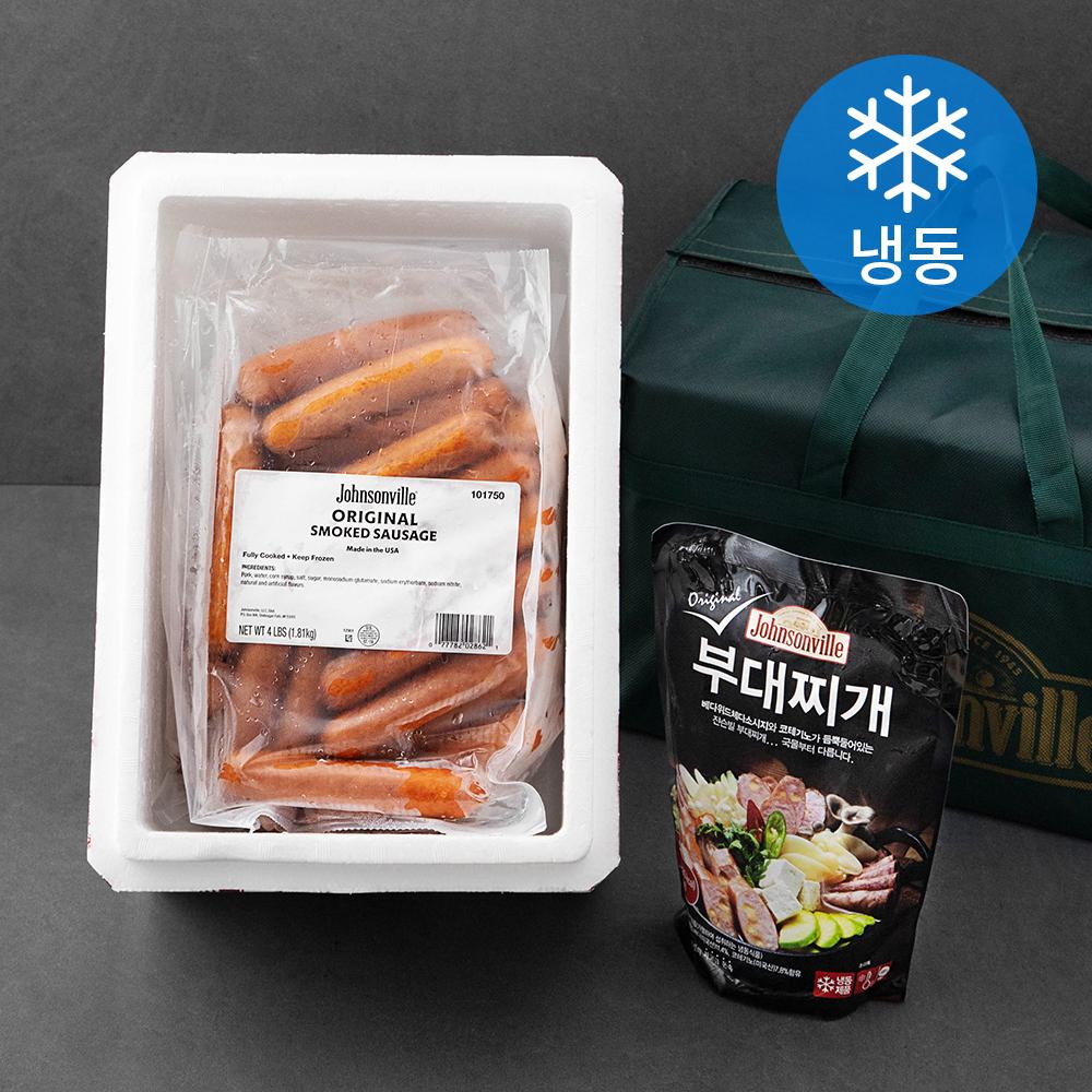 쟌슨빌 소세지 세트 (냉동), 4585g, 1세트