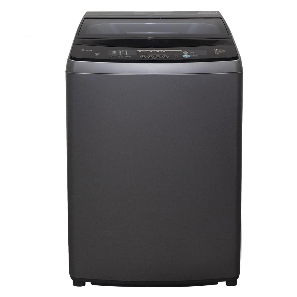 미디어 전자동 세탁기 실버 MW-D18B 18kg 방문설치
