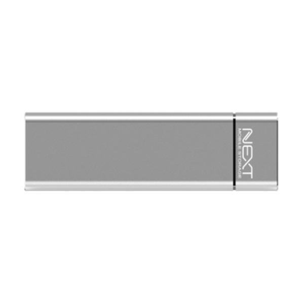 넥스트 이지넷유비쿼터스 넥스트 USB 3.0 C to M.2 SATA SSD 외장케이스, NEXT-M2280C5