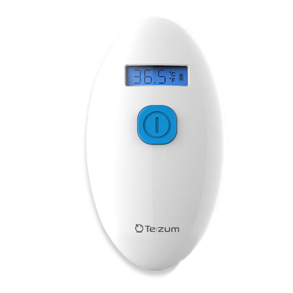 티쥼 비접촉 적외선 체온계 RZBP-060, 1개