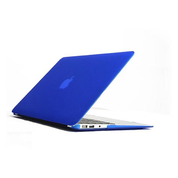 지모 맥북프로 15 2012 유광 파스텔 하드 케이스, 파란색