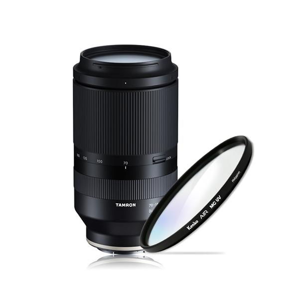 탐론 70-180mm F/2.8 Di III VXD A056 소니FE 마운트용 줌렌즈 + 겐코 Air MC UV 67mm 카메라 필터