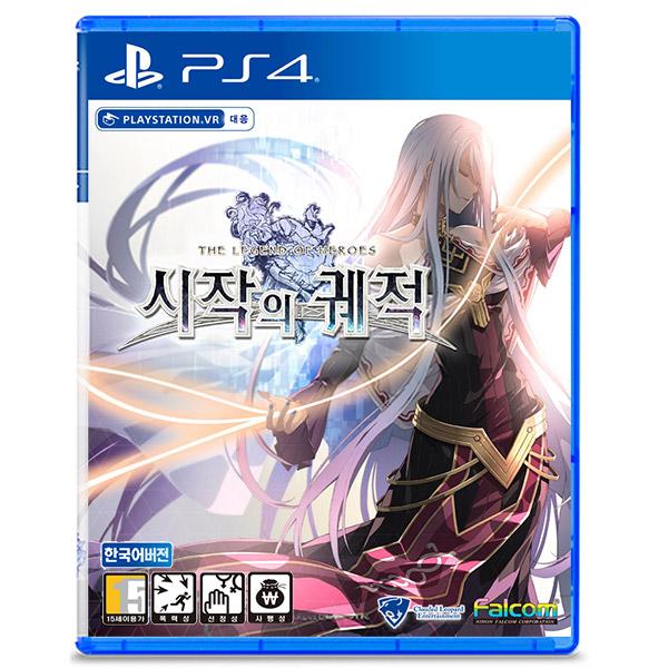 소니 PS4 영웅전설 시작의 궤적 한글판, 단일상품