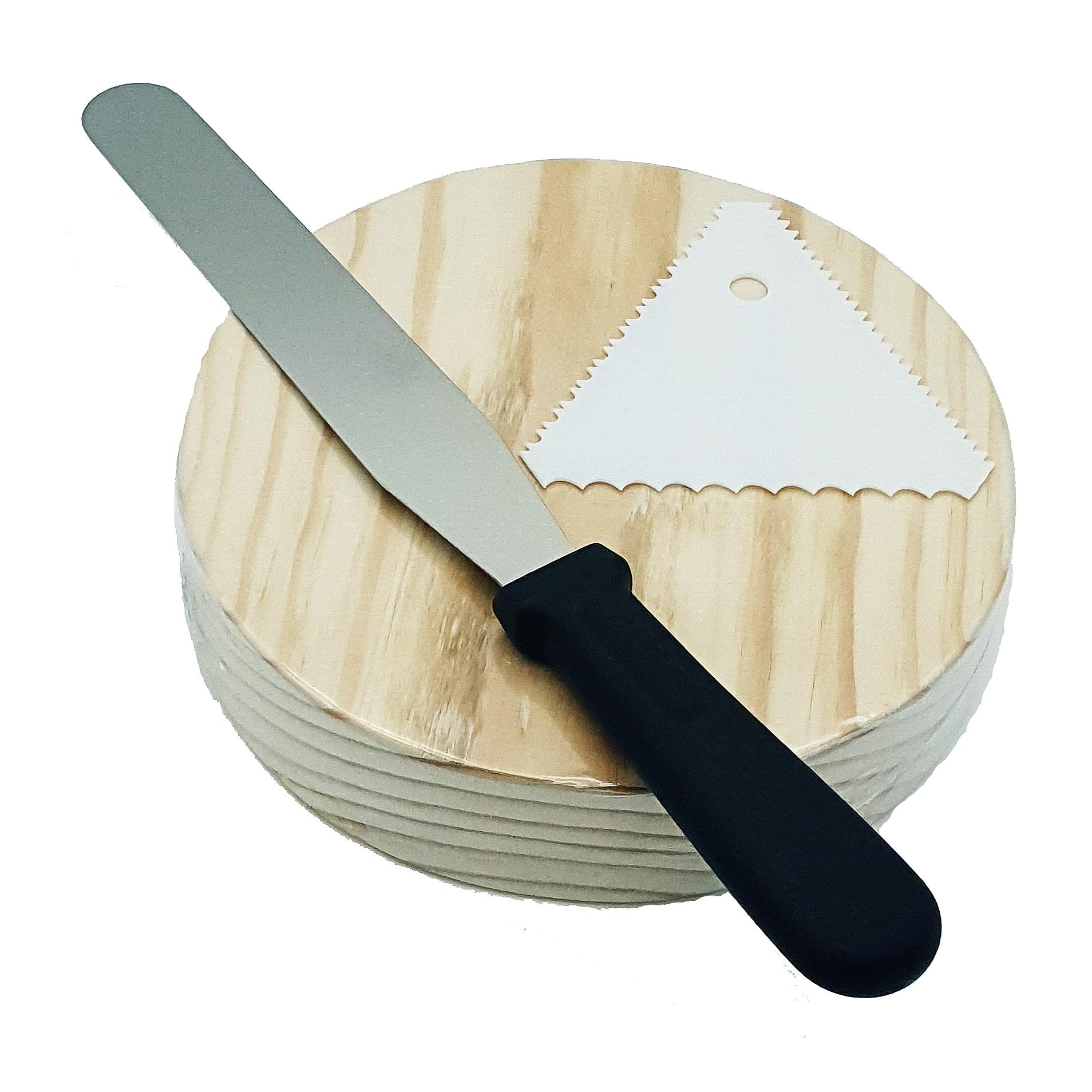 신일홈베이킹마트 아이싱 연습용 기초 도구 3종 세트, 1세트