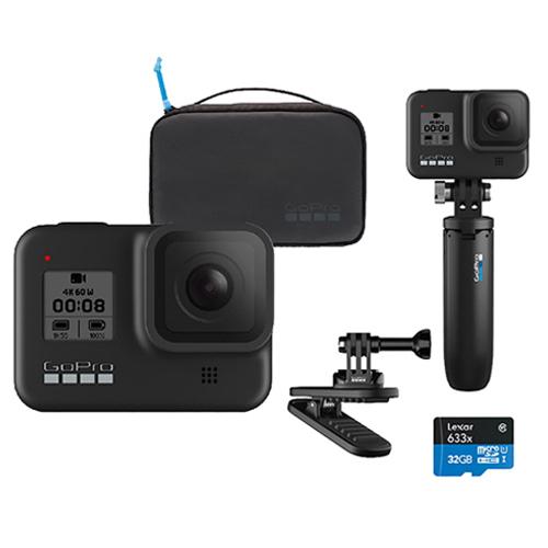 고프로 히어로 8 블랙 트레블 액션캠 패키지 SPJB1