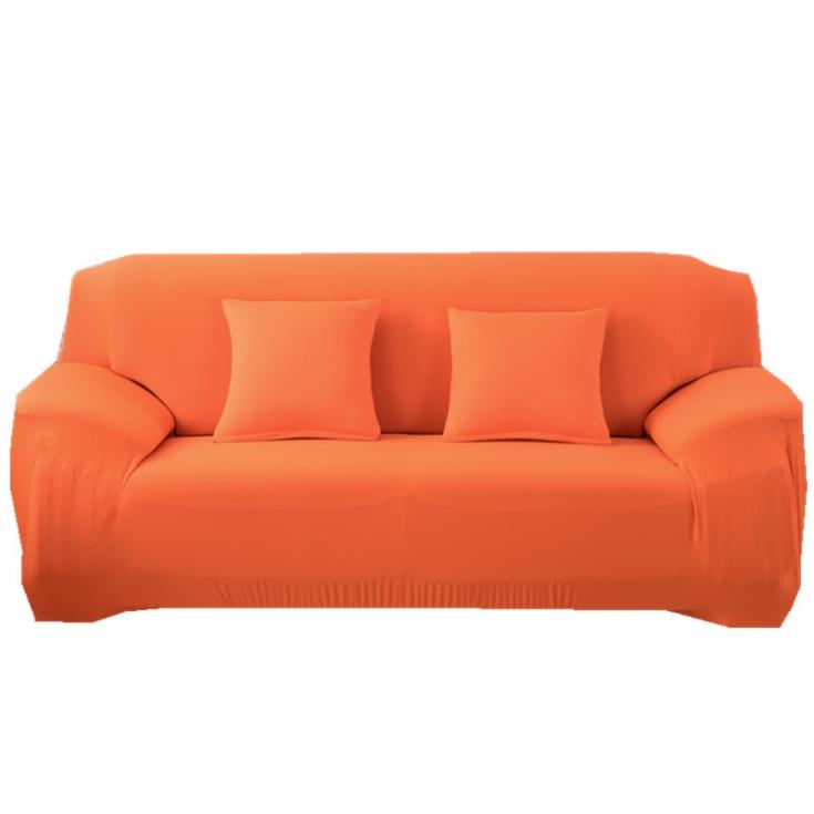 올나인 다양한 색상과 스타일 소파커버, 주황색