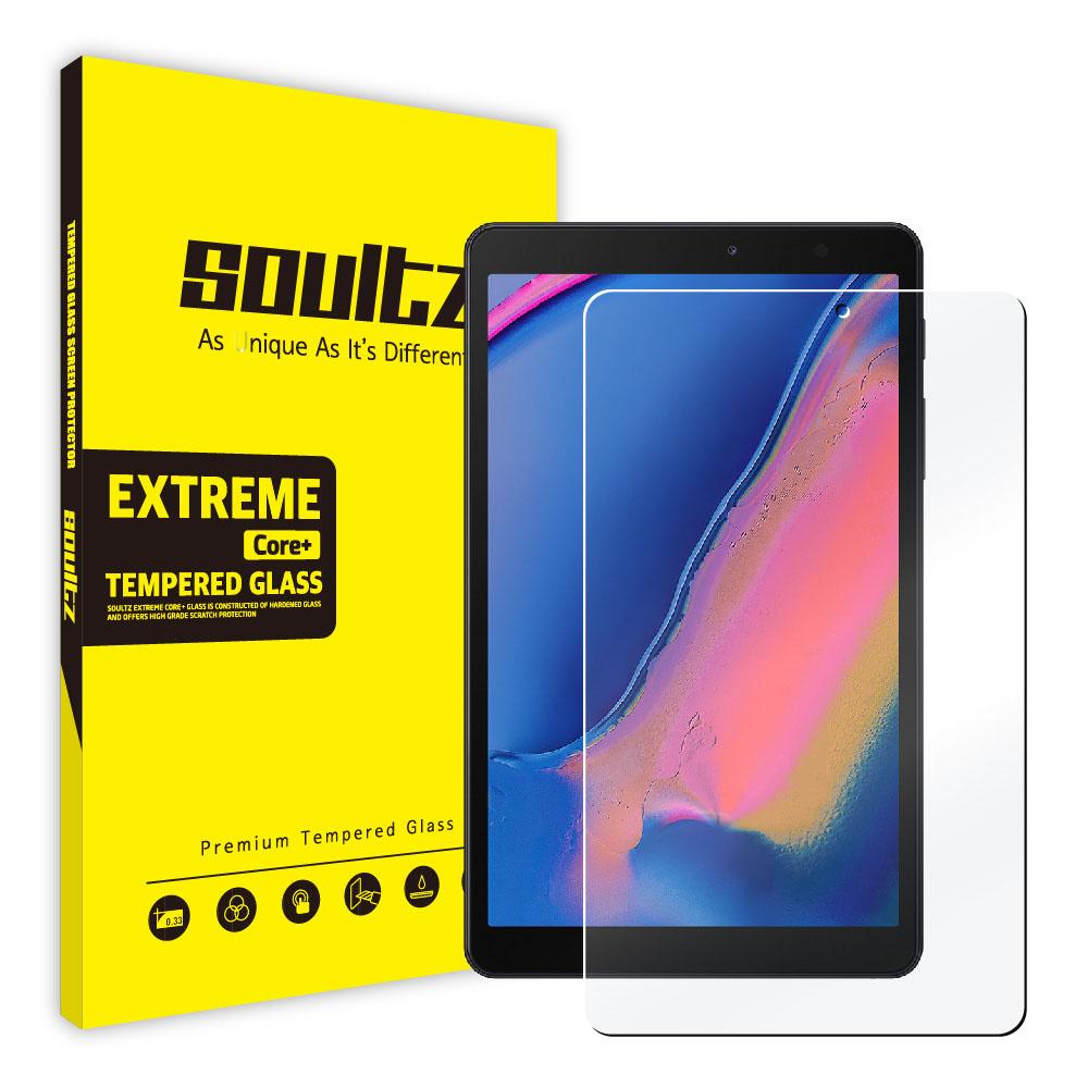 솔츠 방탄 강화유리 태블릿PC 액정보호필름, 단일색상