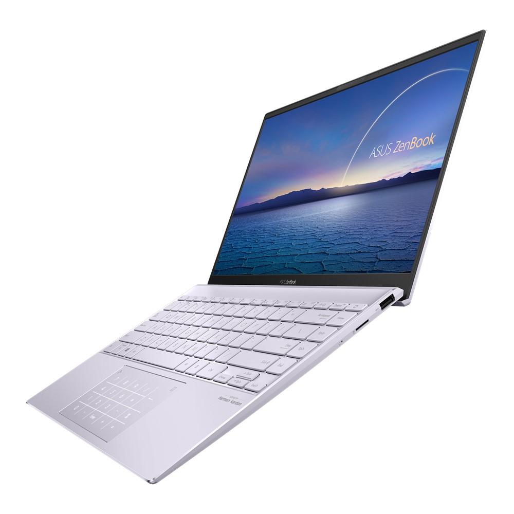 에이수스 ZENBOOK 노트북 라일락 미스트 UX425JA-BM087T (i5-1035G1 35.56cm WIN Home), 포함, NVMe 512GB, 16GB