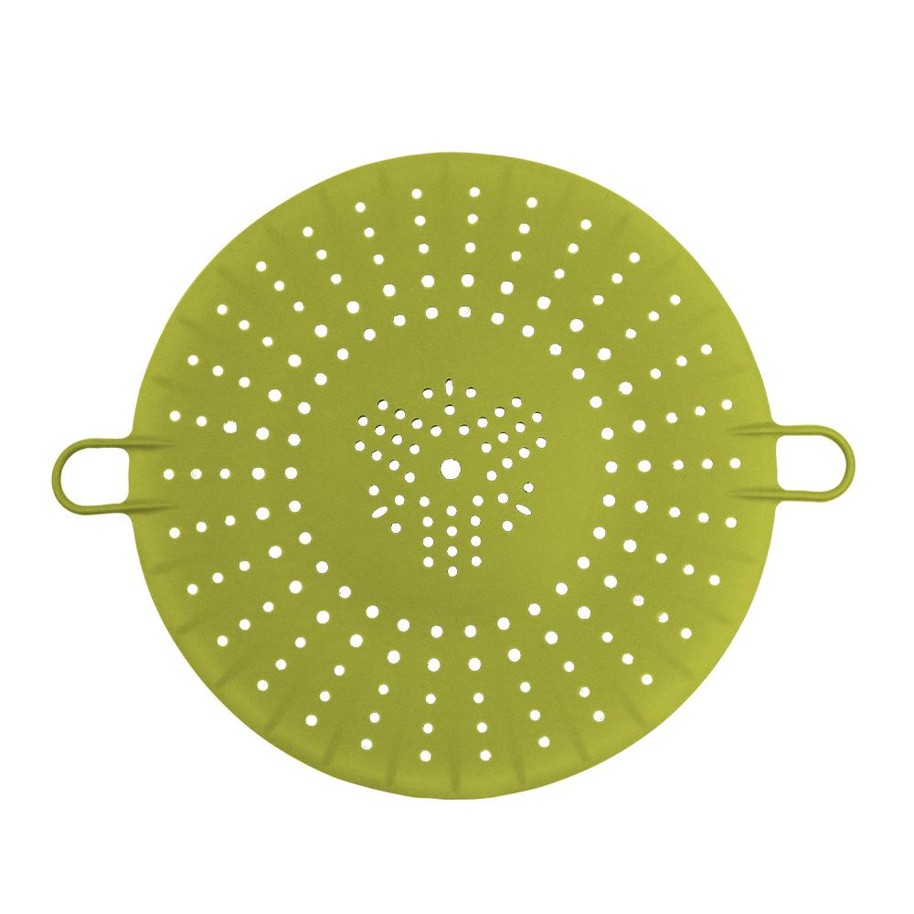 비비또 실리콘 찜망 올리브, 315 x 250 mm, 1개