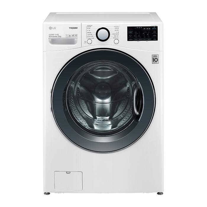 LG전자 트롬 드럼세탁기 F21WDU 21kg 방문설치