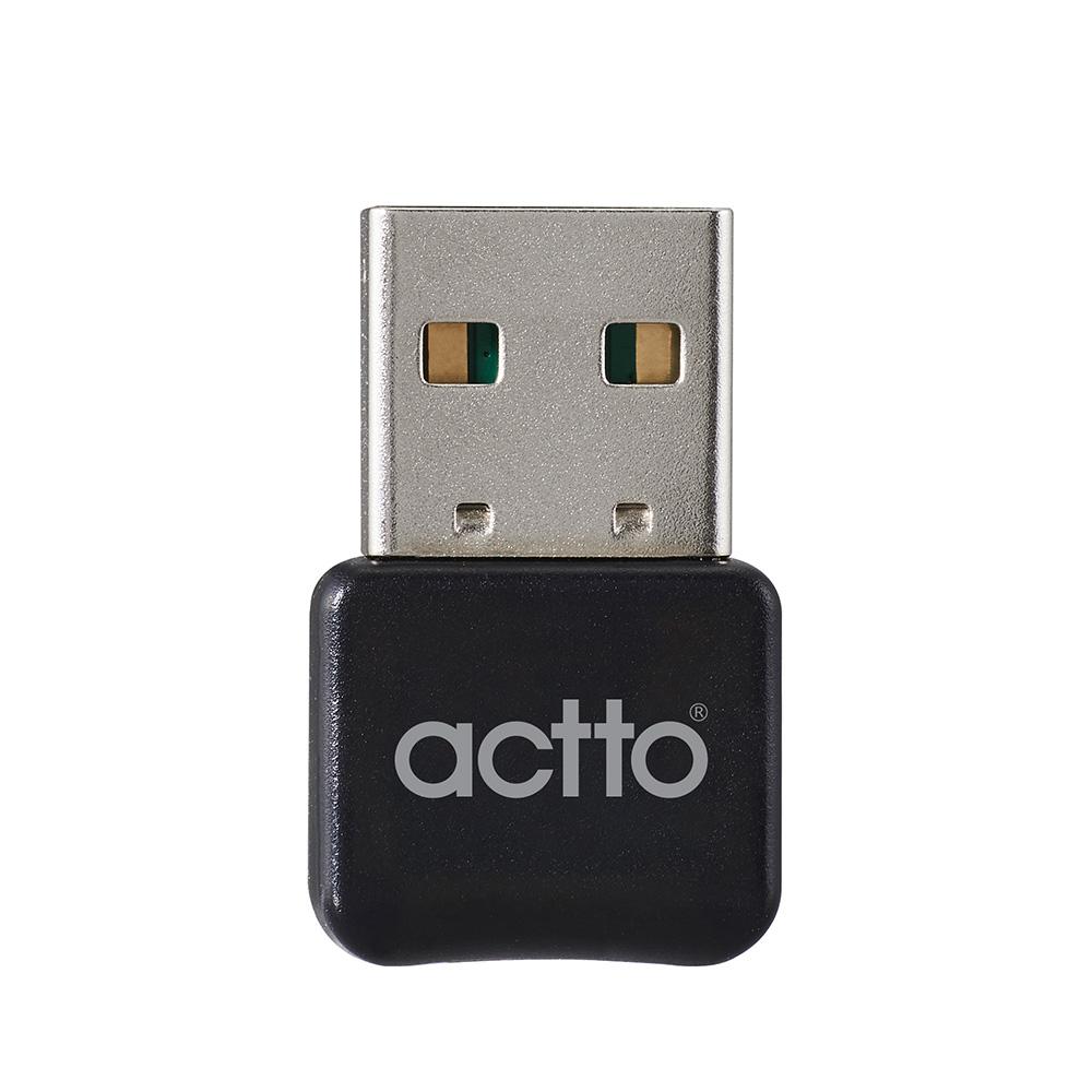 엑토 블루투스 5.0 USB 동글, BTR-04, 혼합색상