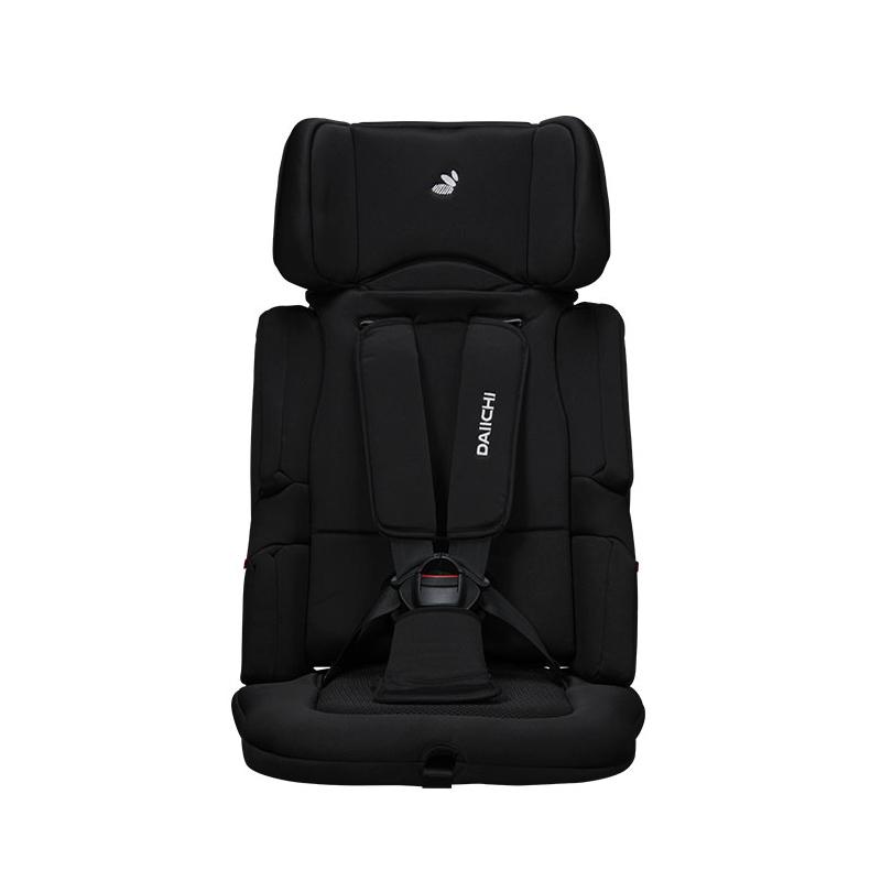 다이치 이지캐리 휴대용 카시트 일체형, 블랙