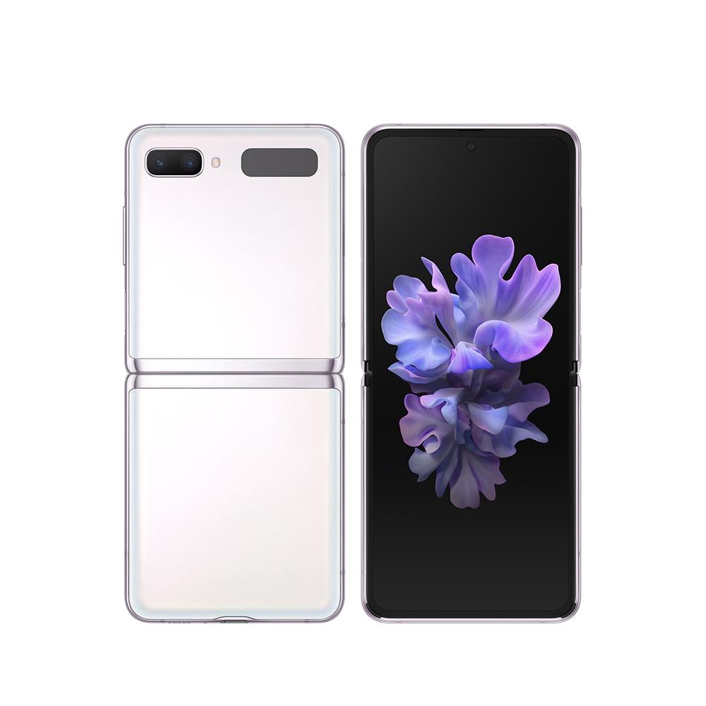 삼성전자 갤럭시 Z 플립 5G SM-F707, 공기계, 미스틱 화이트, 256GB