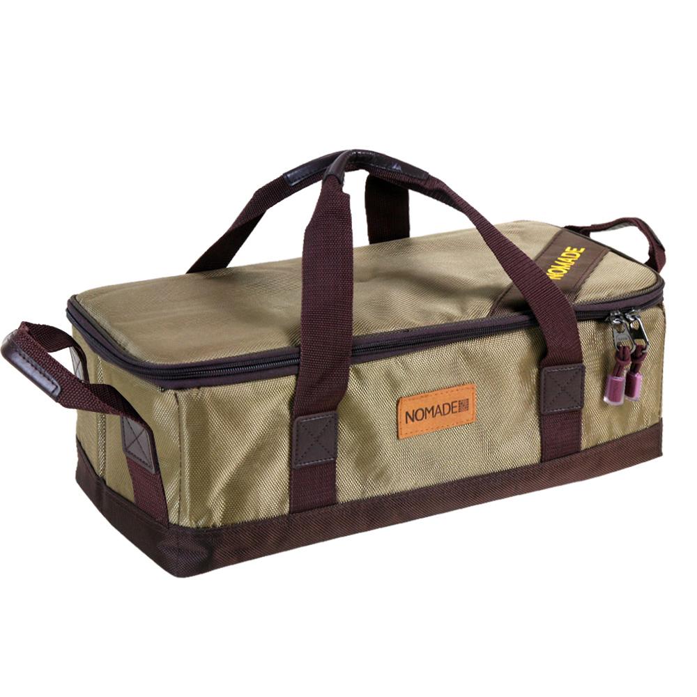 노마드 멀티 툴 단조팩 가방, 브라운, 1개