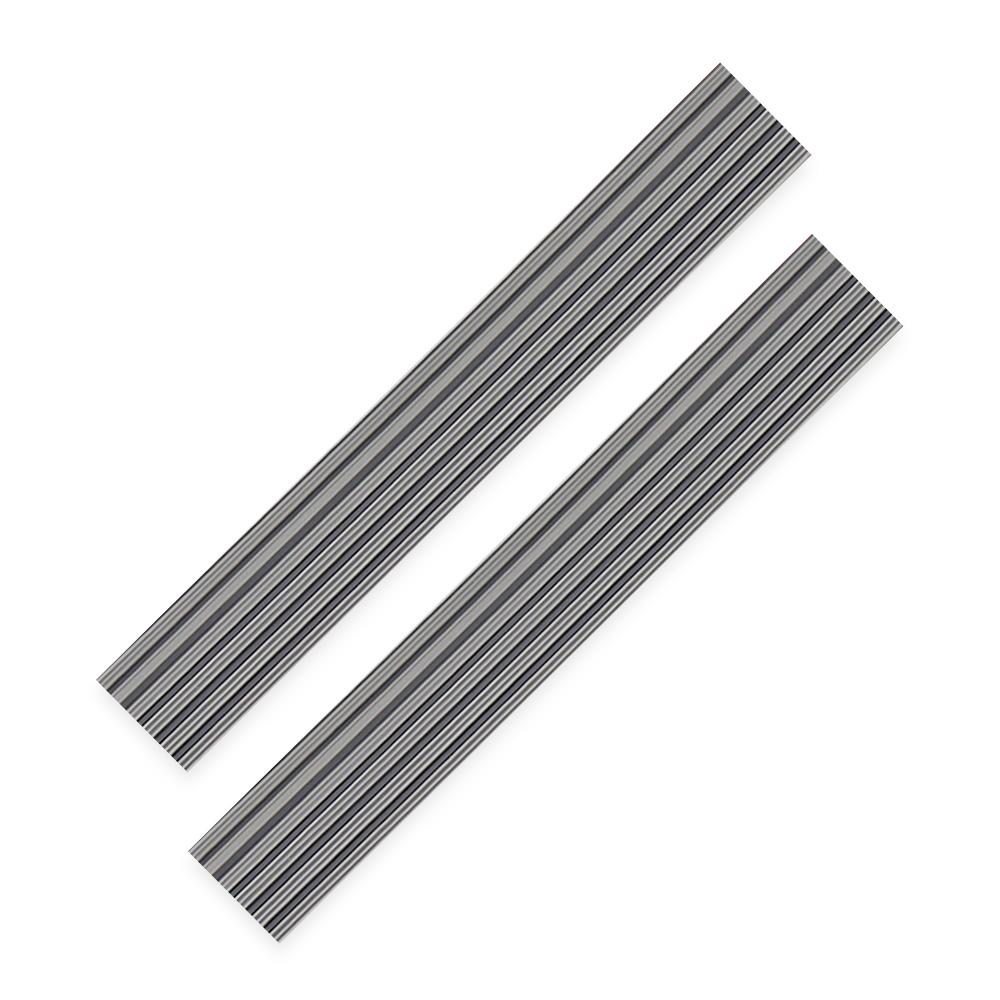 아이손세이프 매칭 논슬립1 부착형 경사면 및 계단 미끄럼방지대 테이프 1.2m, 연그레이, 2개