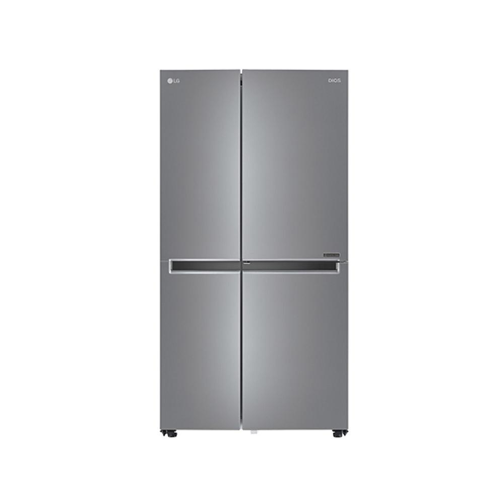 LG전자 디오스 양문형 냉장고 S833SS30Q 821L 방문설치