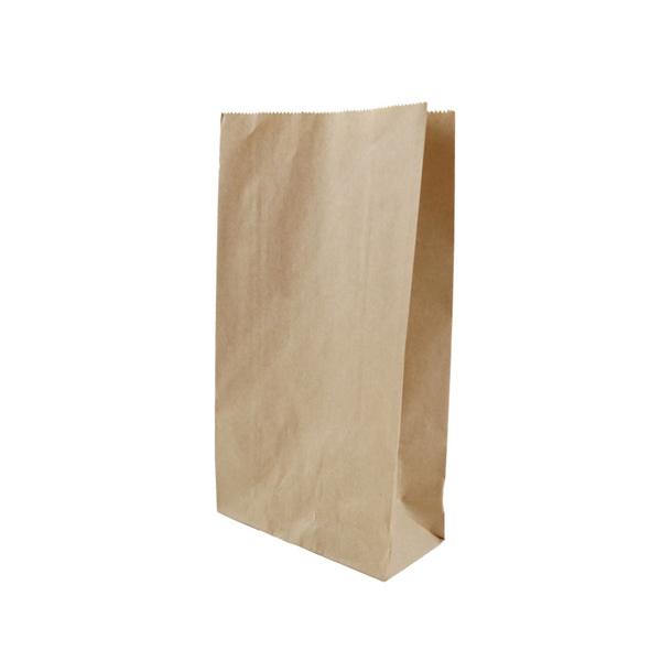 포장대장 크라프트 식품 종이 봉투 소, 1개입, 500개