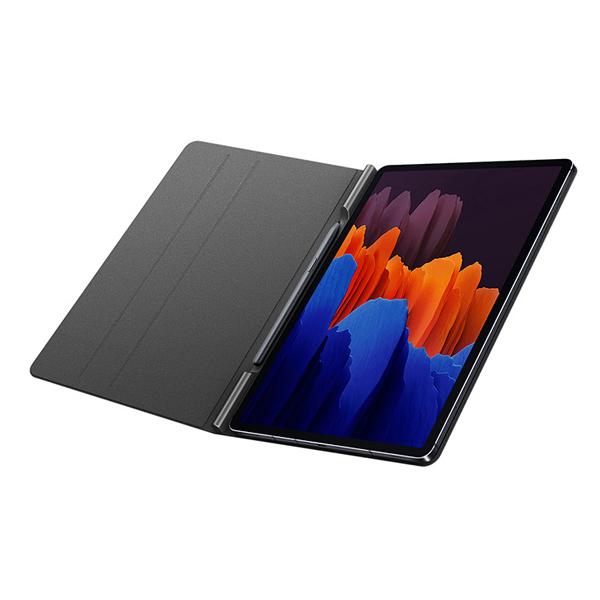 삼성전자 태블릿 PC 북커버 케이스 EF-BT870, 블랙