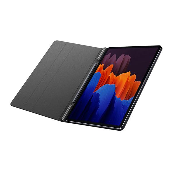 삼성전자 태블릿 PC 북커버 케이스 EF-BT970, 블랙