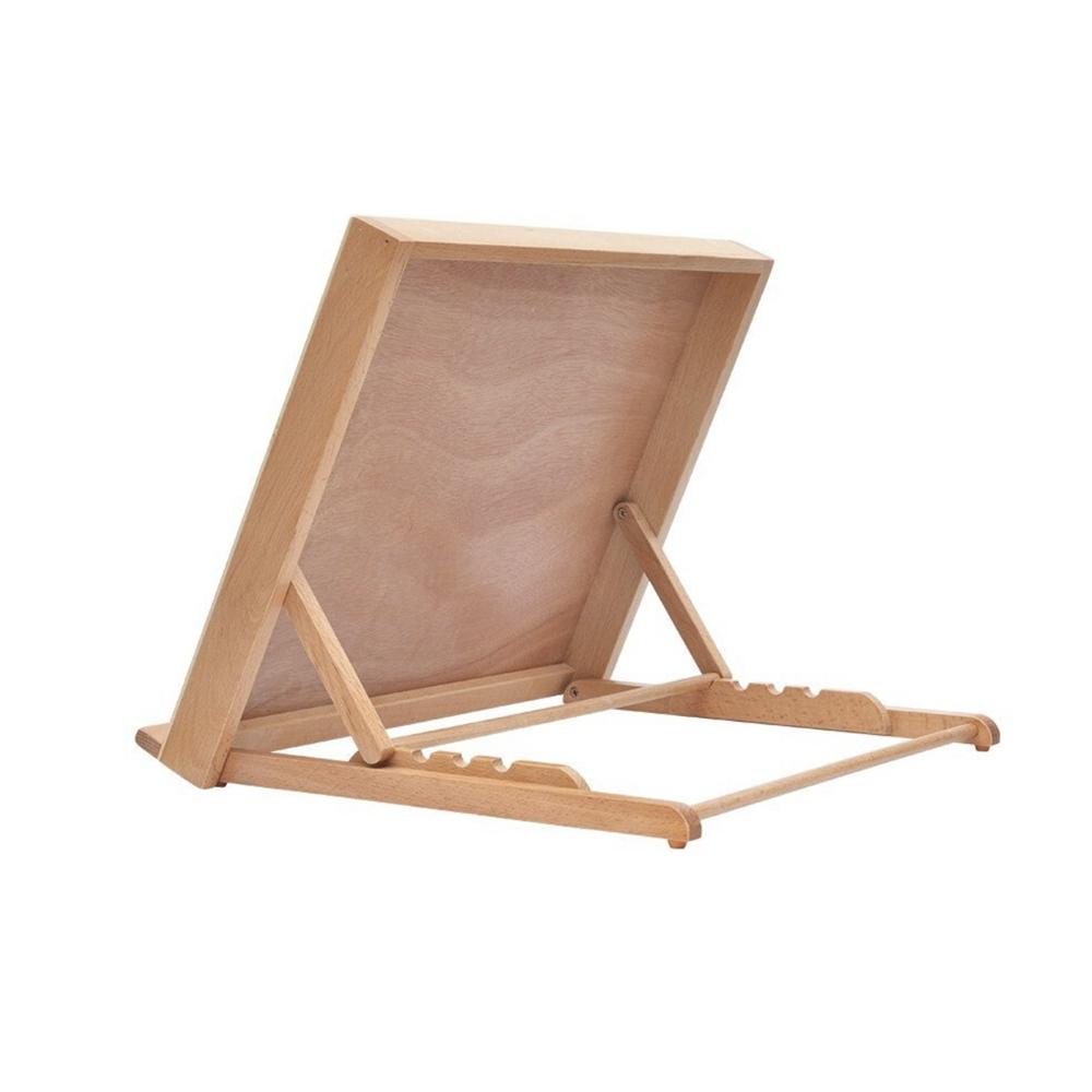 아트시크릿 휴대용 테이블 나무 이젤 SWE-160