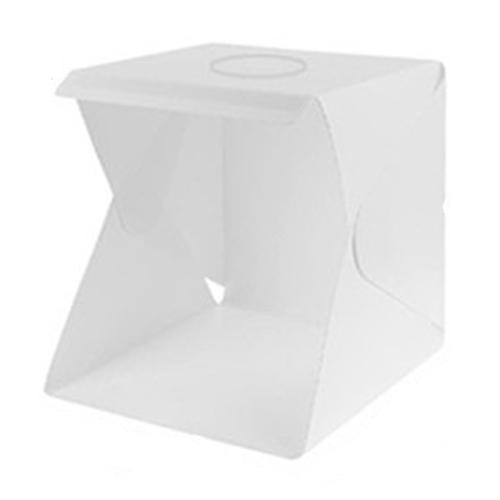 LED 포토박스 상단 TOP VIEW 미니스튜디오 30cm+ 휴대가방 + 배경판 2p 세트, 단일색상, 1세트