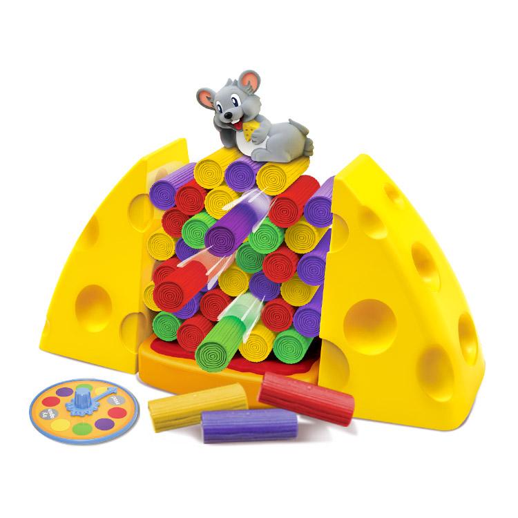 파이프박스 지미마우스 보드게임, 혼합색상