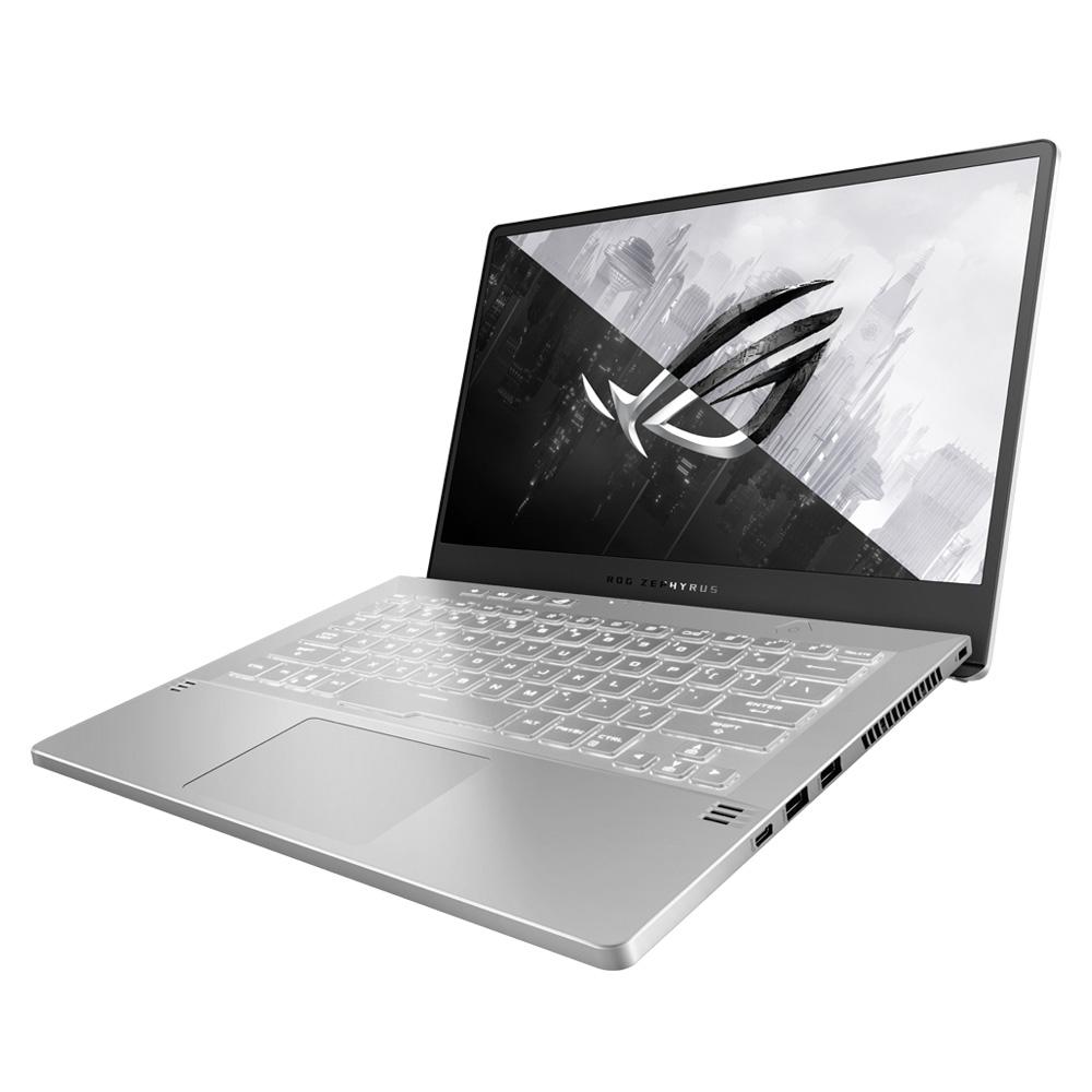 에이수스 ROG 제피러스 GA401 노트북 GA401IV-HE110T (라이젠7 4800HS 35.8cm WIN10 Home RTX2060), 포함, NVMe 512GB, 16GB