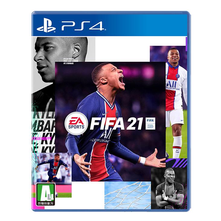 EASPORTS PS4 피파 21 스탠더드 에디션 콘솔타이틀, 단일상품
