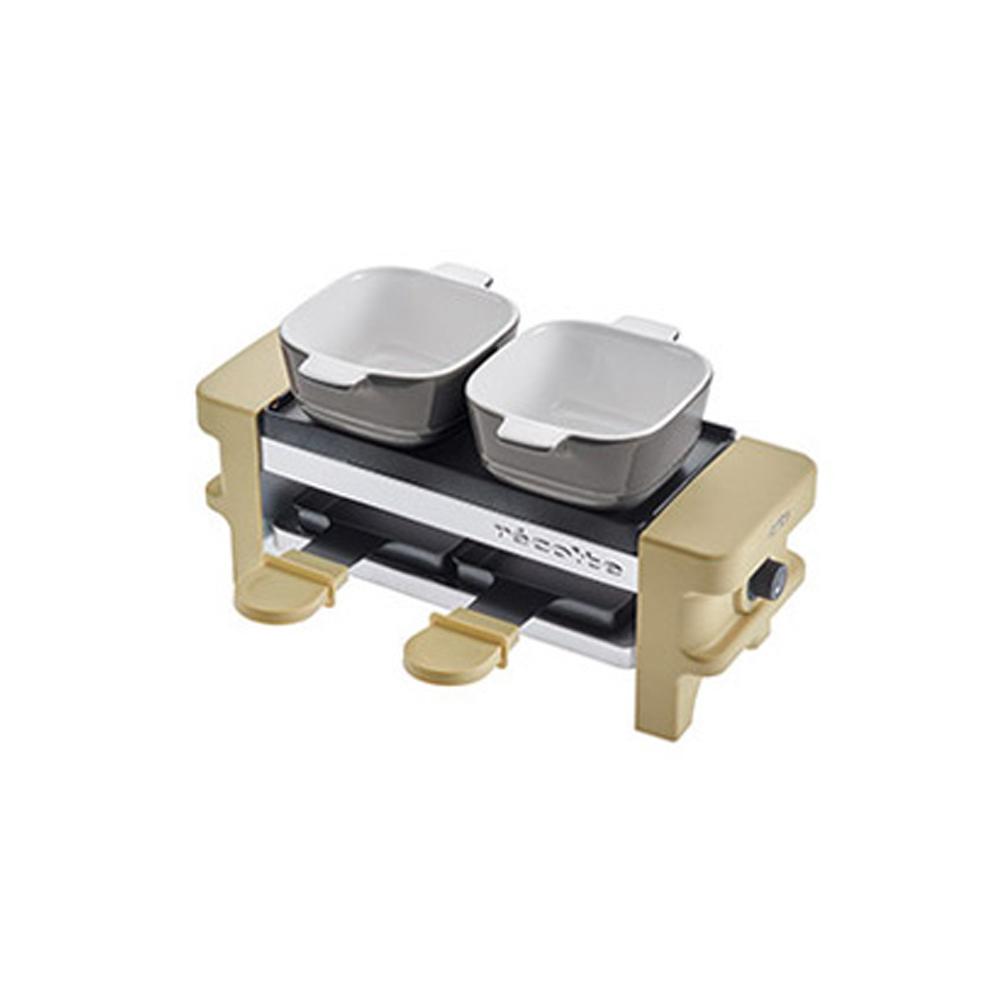 레꼴뜨 가정용 멀티 전기 그릴 그랜드 멜트, RRF-1(BE) (POP 2069654935)