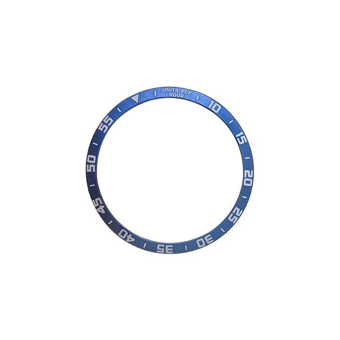 [갤럭시 워치 베젤] 비쉐르 센디트 갤럭시워치 베젤링 46mm, 블루, 1개 - 랭킹4위 (17570원)
