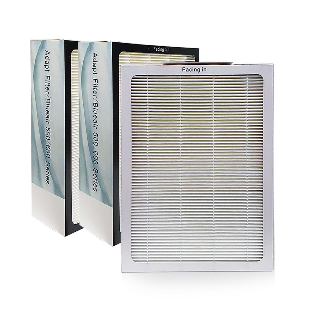 환경필터 블루에어 공기청정기 500/600 시리즈 스모크스탑 호환필터 3p 세트