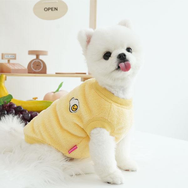 패리스독 패리스프렌즈 강아지옷, 옐로우