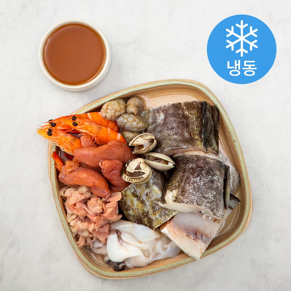 현이푸드빌 대구탕 1kg (냉동), 1팩