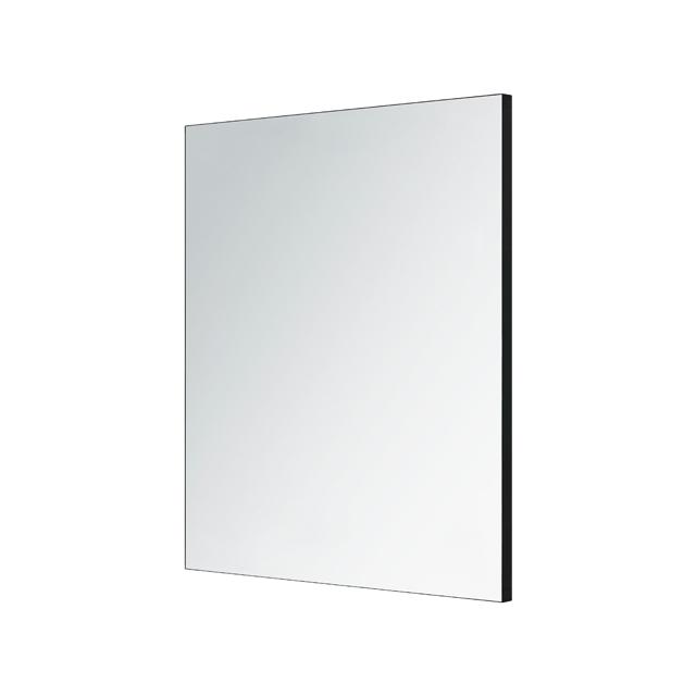 알루미늄 누드블랙 프레임 거울 600 x 800 mm, 혼합색상