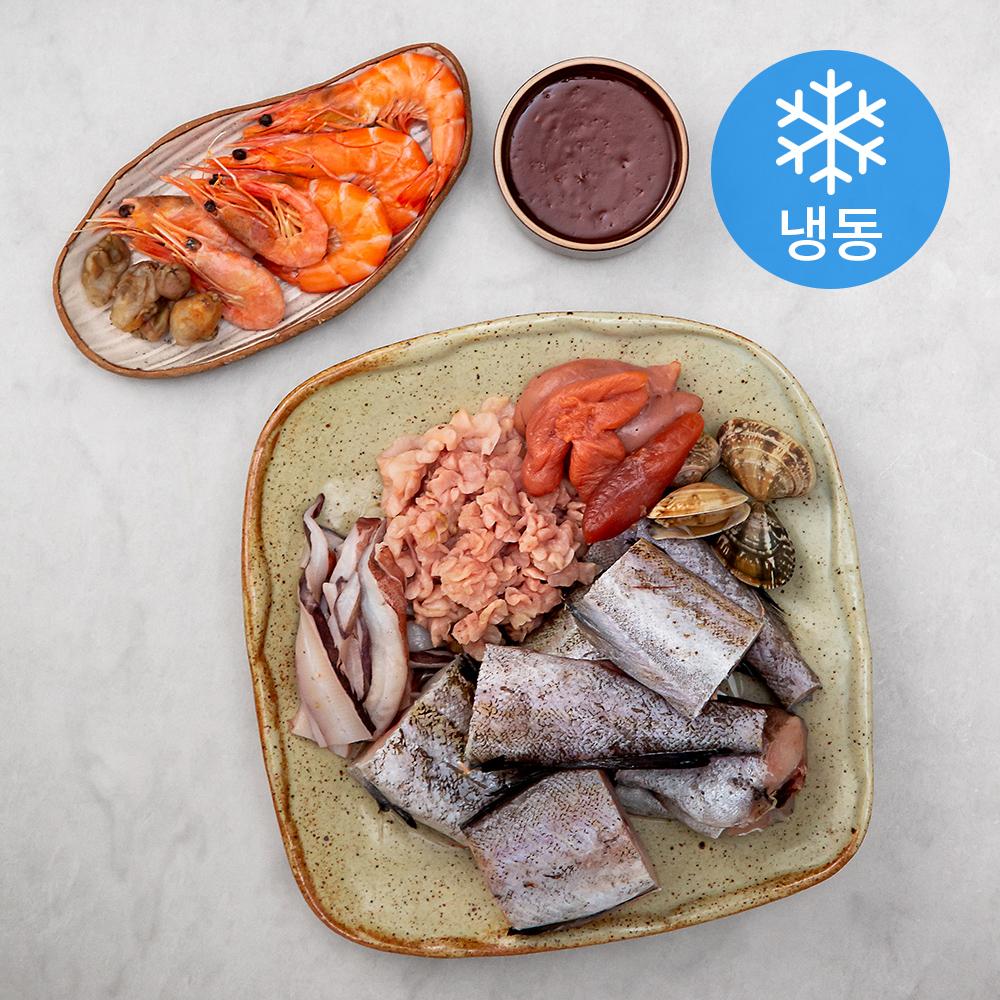 현이푸드빌 동태찌개 1.5kg (냉동), 1팩