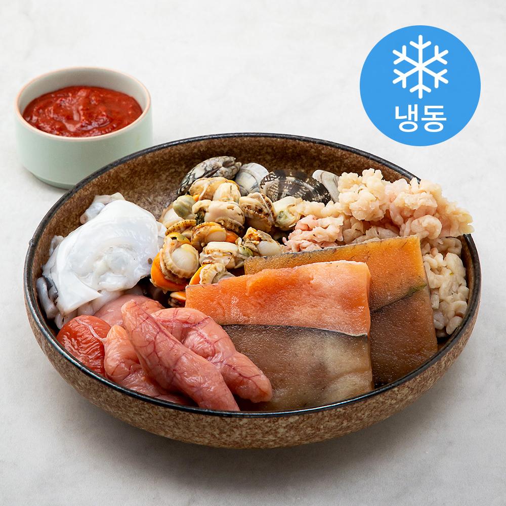 현이푸드빌 알탕 1.5kg (냉동), 1팩