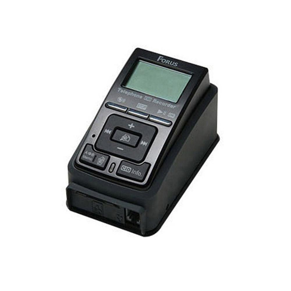 포러스 자동 전화 녹음기 32GB, FSC-1000, 혼합색상
