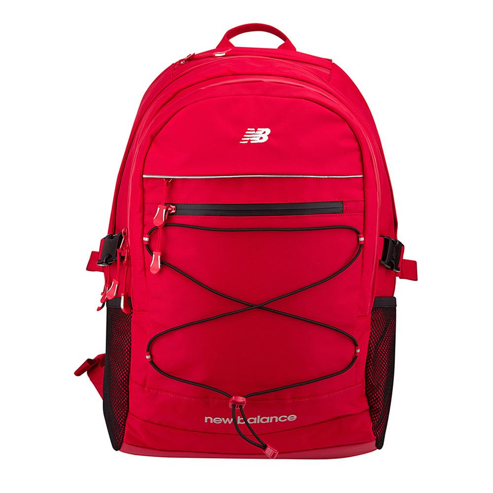 뉴발란스 4LV 백팩 NBGC9S0101-00, Red
