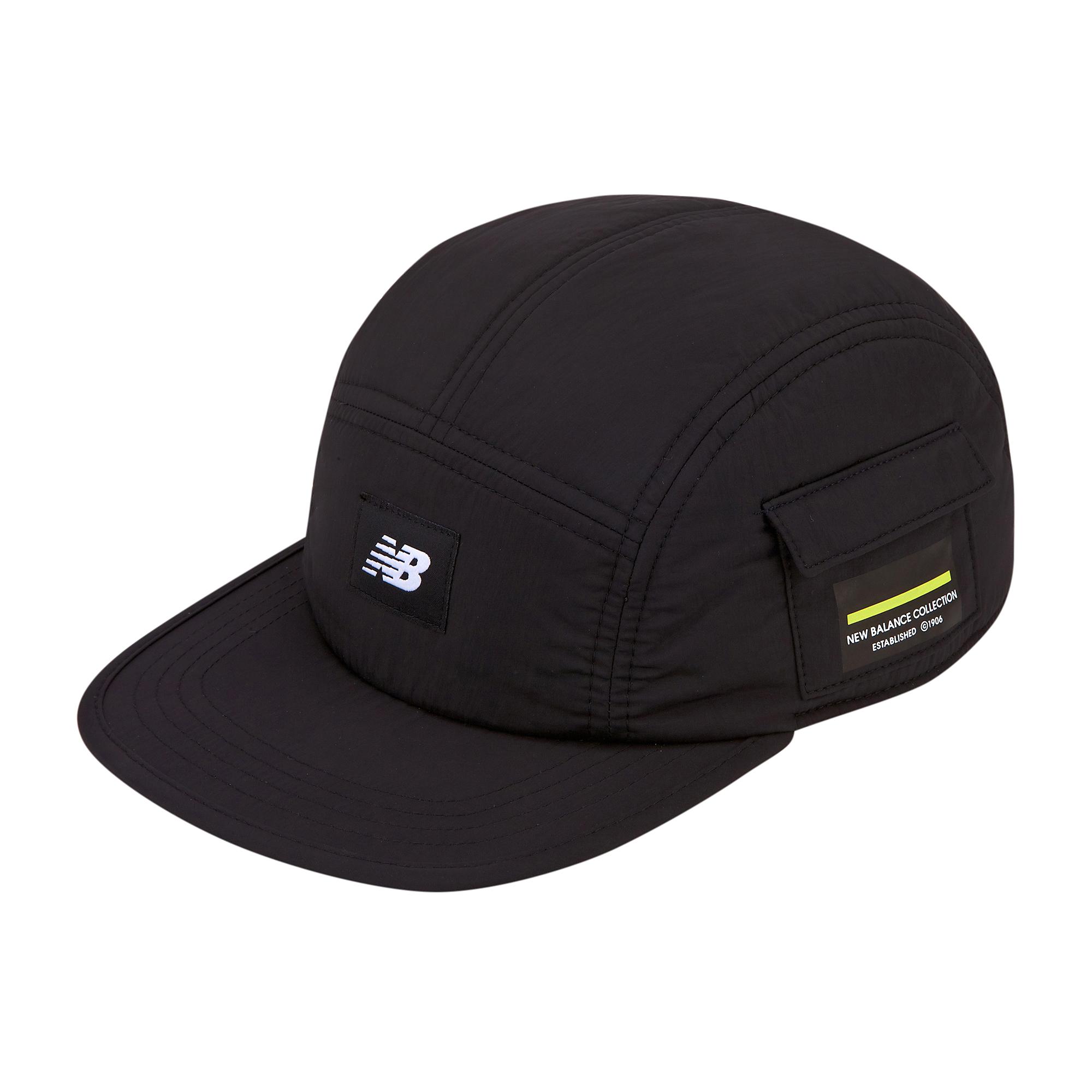 뉴발란스 윈터 패딩 캠프캡 NBGD9F0702-00, Black