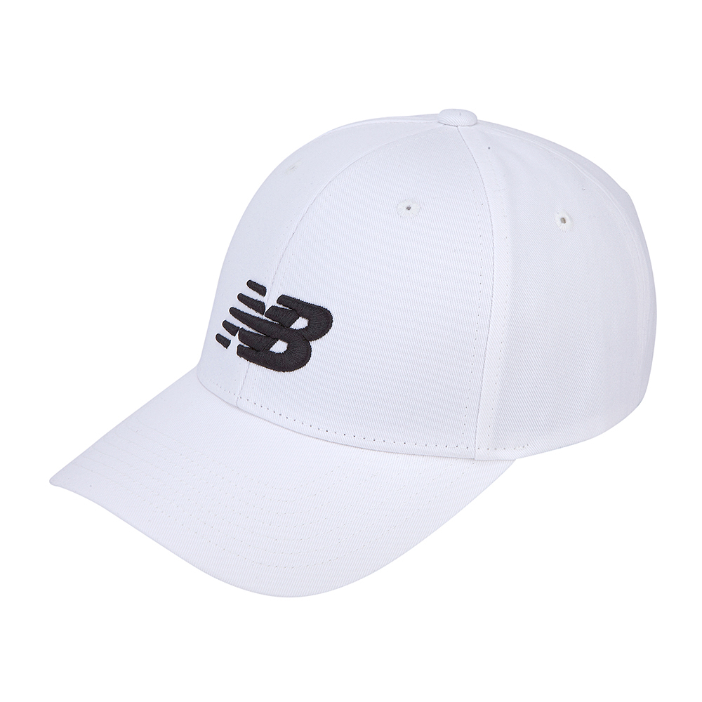 뉴발란스 볼륨 엠보 빅로고 볼캡 NBGD9F0109-00, White
