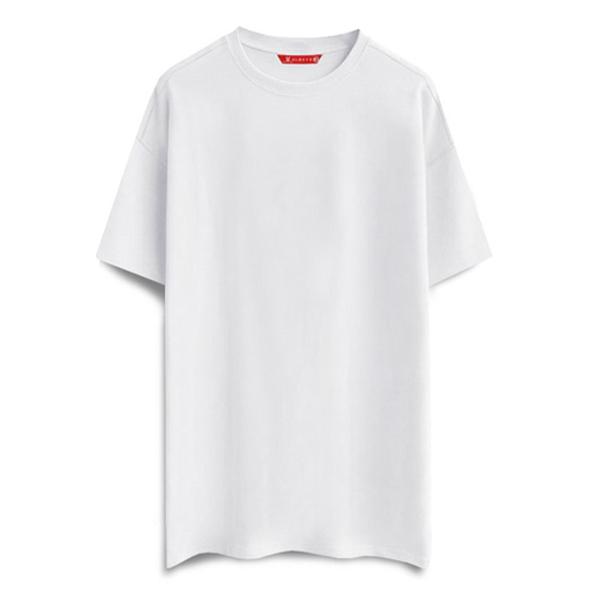 알베테 LAYERD 베이직 레이어드 반팔 티셔츠
