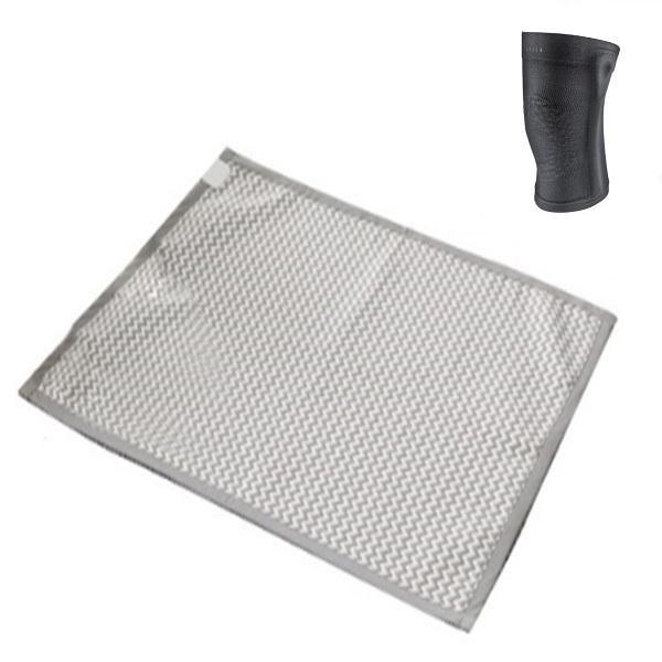 닥터스 탄소 카본 온열패드 블루투스 DH0020003 + 무릎보호대, 혼합색상, 대(910 x 700 x 5 mm)