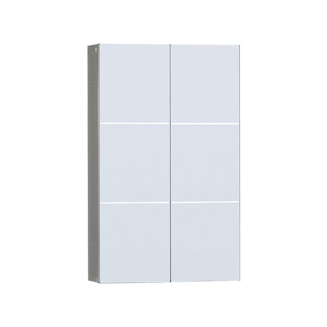 욕실 수납 라인장 600 x 800 mm, 화이트, 1개