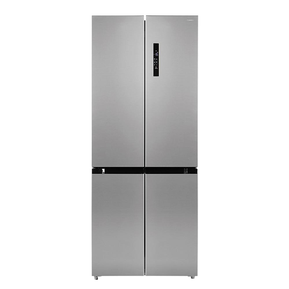 캐리어 클라윈드 4도어 피트인 양문형 상냉장 하냉동 냉장고 RF-SN497MFC 497L 방문설치