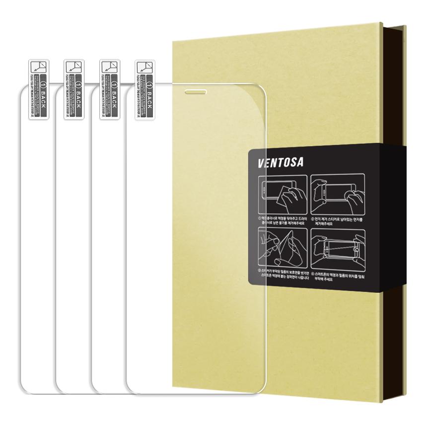 벤토사 9H 강화유리 휴대폰 액정보호필름 4p 세트, 1세트-9-36954510
