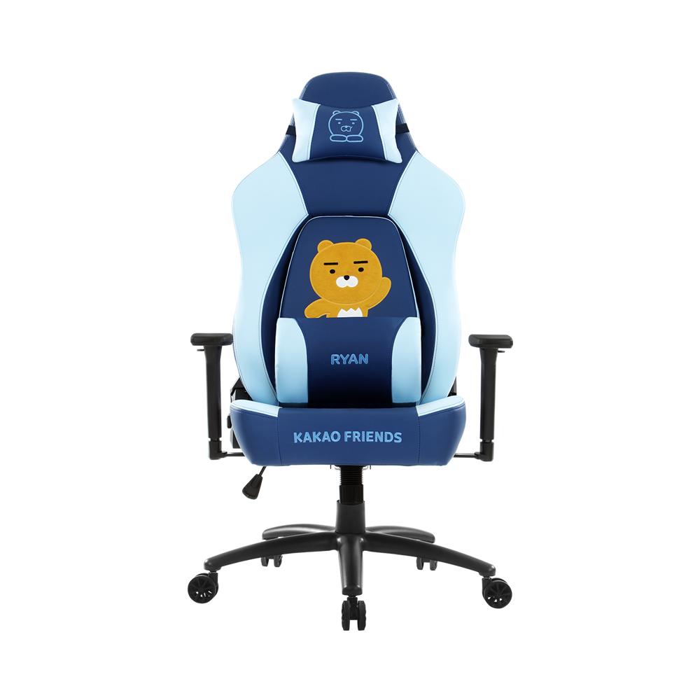 제닉스 카카오프렌즈 프리미엄 컴퓨터 의자, 라이언