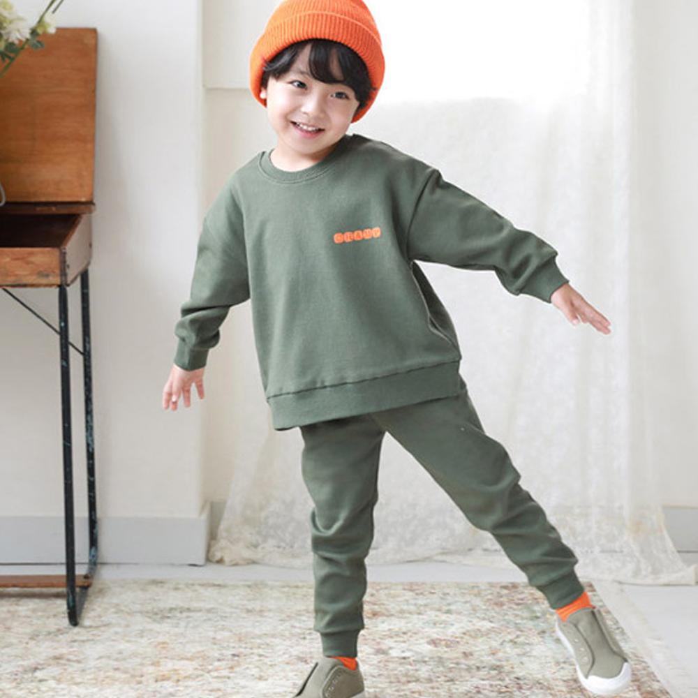 아동용 챔프9102 상하 바지세트