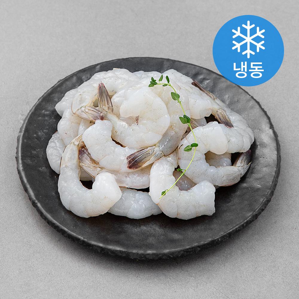 흰다리 새우살 60~70미 (냉동), 900g, 1봉