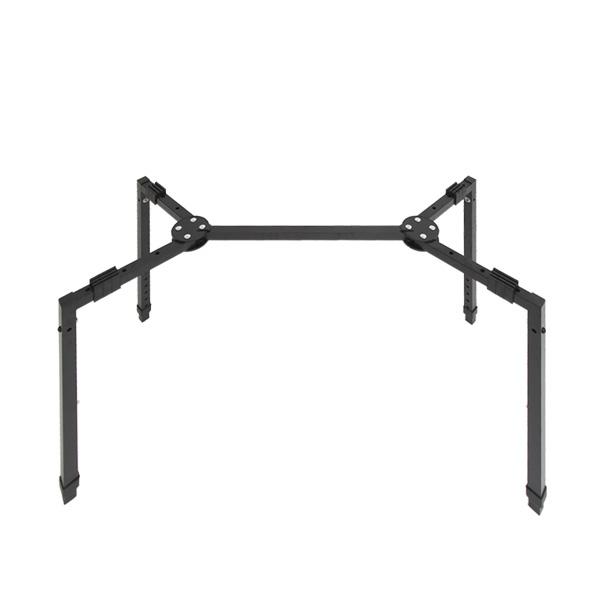 칸타빌 거미다리 전자키보드 디지털피아노 건반용 스탠드 CKS-700, 블랙, 1개